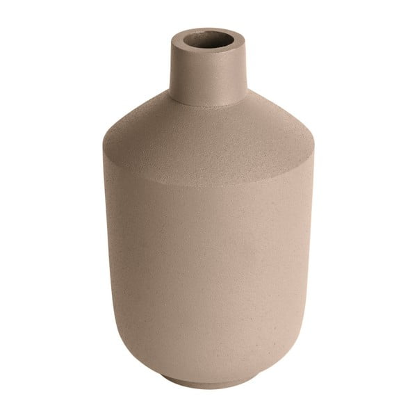 Beżowy wazon PT LIVING Nimble Bottle, wys. 15,5 cm