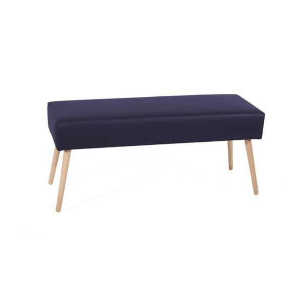 Tmavě modrá lavice Max Winzer Sue