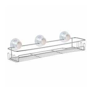 Nástěnná samodržící polička iDesign Turn-N-Lock