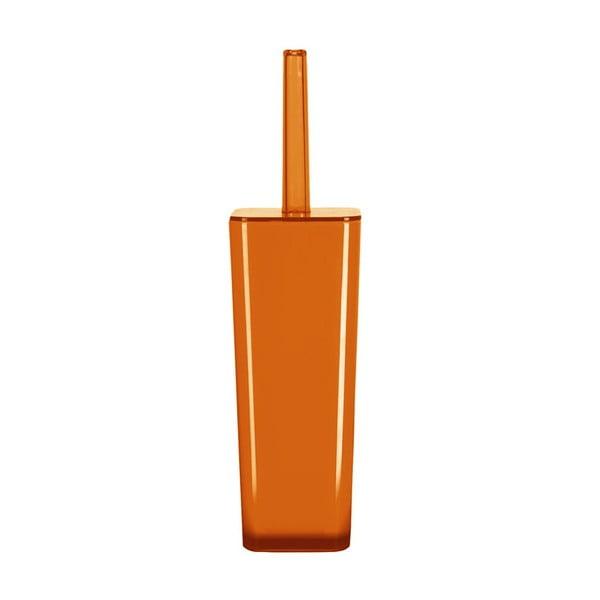 Toaletní kartáč Easy Orange