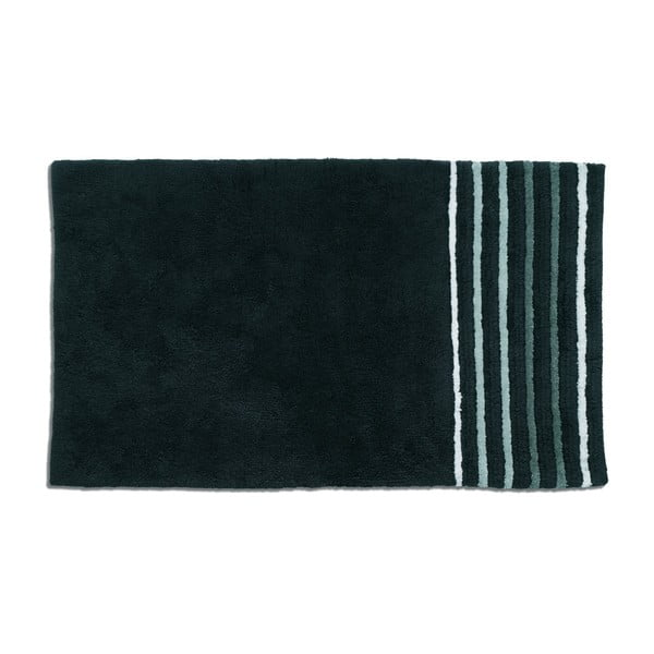 Koupelnová podložka Ladessa, černá, 60x100 cm