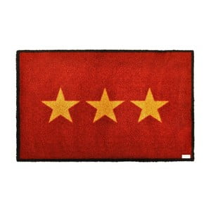 Rohožka Zala Living Stars Red, 120x200cm