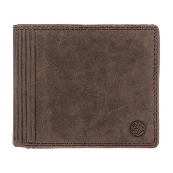 Kožená peněženka Benedict Distressed Vintage