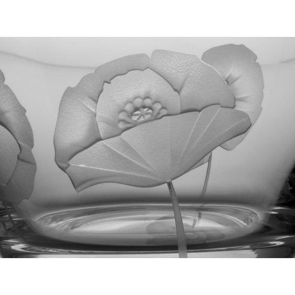 Váza Vlčí mák Triangl, 305 mm