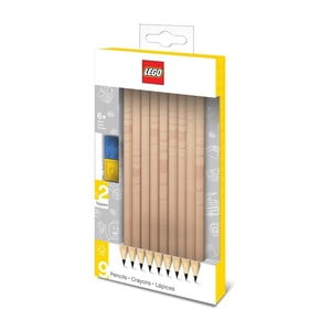 Set 9 creioane  LEGO®