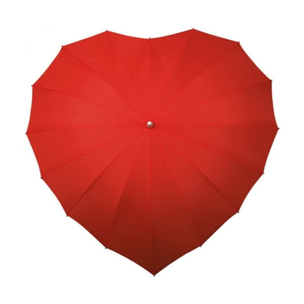 Deštník Red Heart
