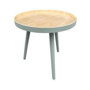Odkládací stolek se zelenou konstrukcí De Eekhoorn Sasha