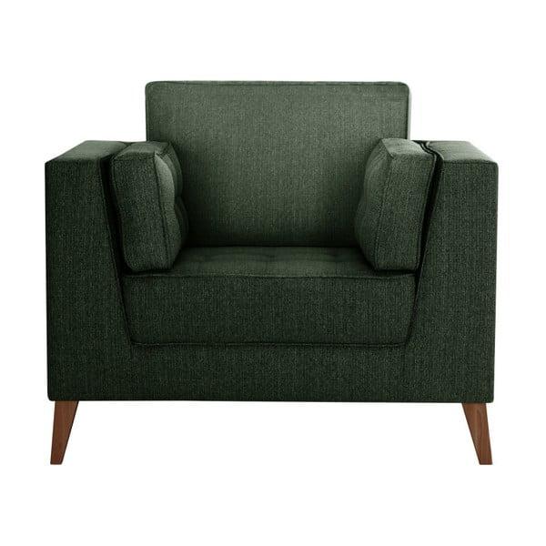 Atalaia Bottle Green sötétzöld fotel - Stella Cadente Maison