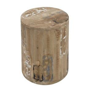 Stolička ze dřeva trembesi Santiago Pons Roan