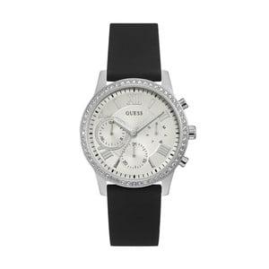 Ceas damă Guess W1135L5, curea din silicon, negru