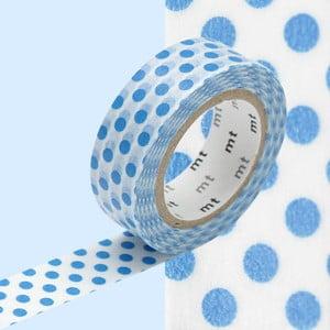 Washi páska Dot Dot Blue