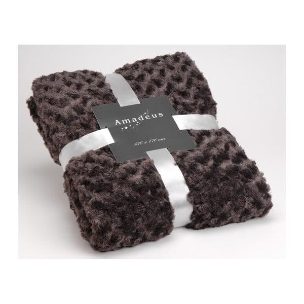 Přehoz Chocolate, 170x130 cm