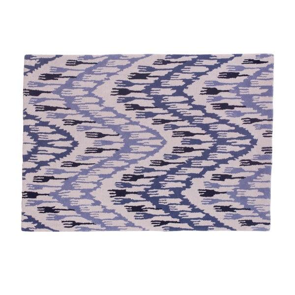 Vlněný koberec Rafiki, 121x167 cm