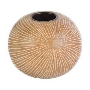Svícen Brown Shell, velký