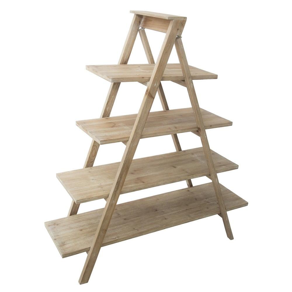 Stojan z jedlového dřeva Mauro Ferretti Stairway, 132 cm