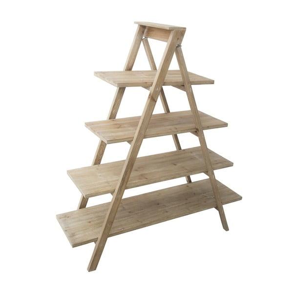 Stojan z jedlového dřeva Mauro Ferretti Stairway,132cm