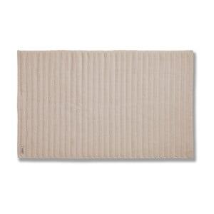 Koupelnová předložka Soft Ribbed Neutral, 50x80 cm