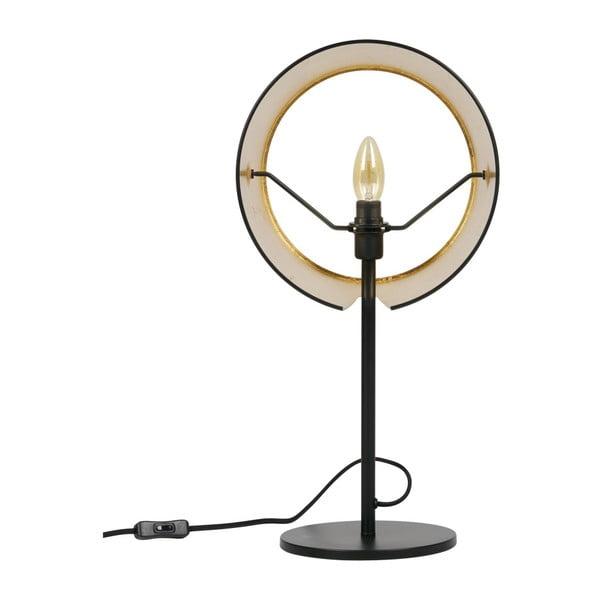 Stolní lampa s polohovatelným stínidlem WOOOD Pien