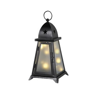 Svítící LED lucerna Best Season Fyris