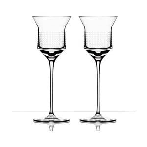 Sada 2 sklenic na červené víno Dots od Olgoj Chorchoj, 240 ml