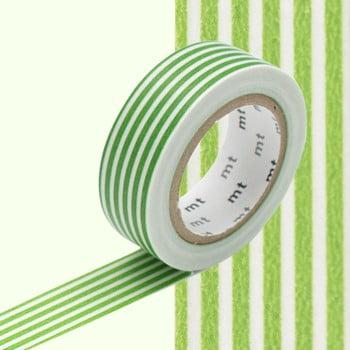 Bandă decorativă Washi MT Masking Tape Oriane, rolă 10 m imagine