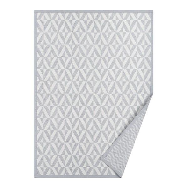 Püha szürke, mintás kétoldalas szőnyeg, 200 x 140 cm - Narma