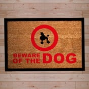 Rohožka Beware of the Dog, 40x60 cm