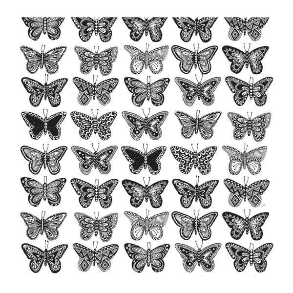 Plakát Karin Åkesson Design  Butterfly, 30x40 cm