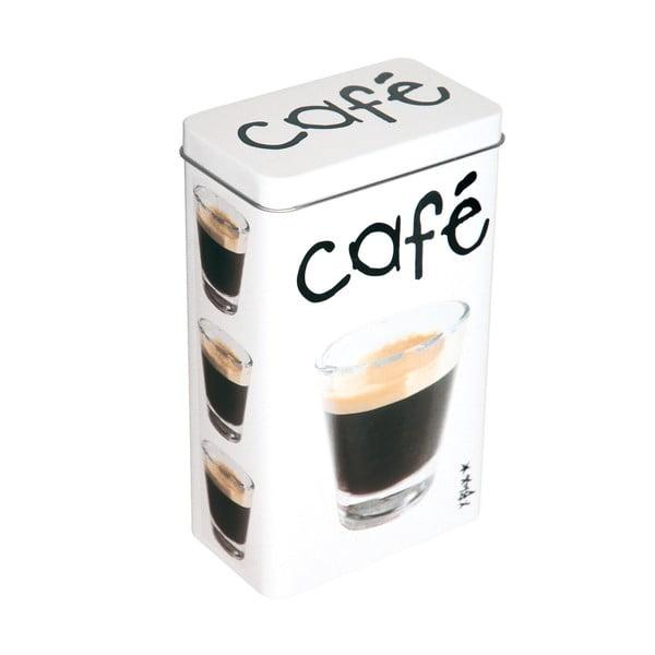 Dóza na kávu Incidence Gourmet, výška16cm