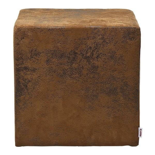 Hnědá stolička Kare Design Vintage