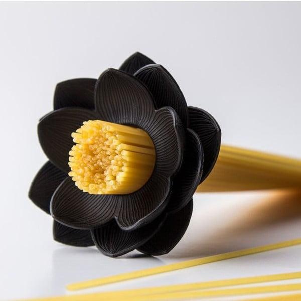 Odměrka na špagety Lotus, černá