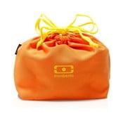 Husă pentru cutie gustare Monbento, portocaliu