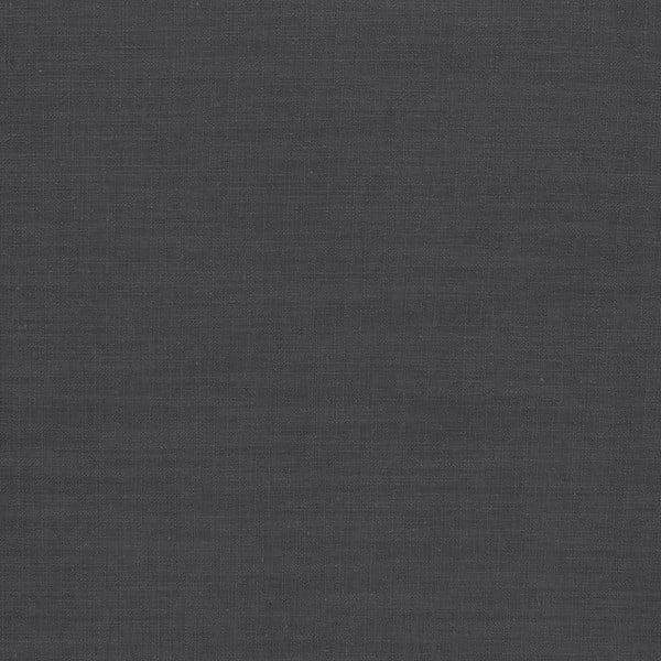 Tmavě šedá pohovka pro tři Vivonita Coraly Dark Grey