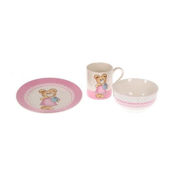 Dětský jídelní set Bear