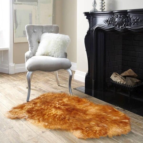 Hnědá kožešina Royal Dream Sheep,120x60cm