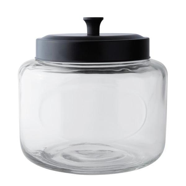 Zavírací dóza s víkem Glass, 19 cm