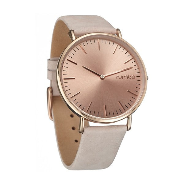Dámské hodinky SoHo Suede Blush