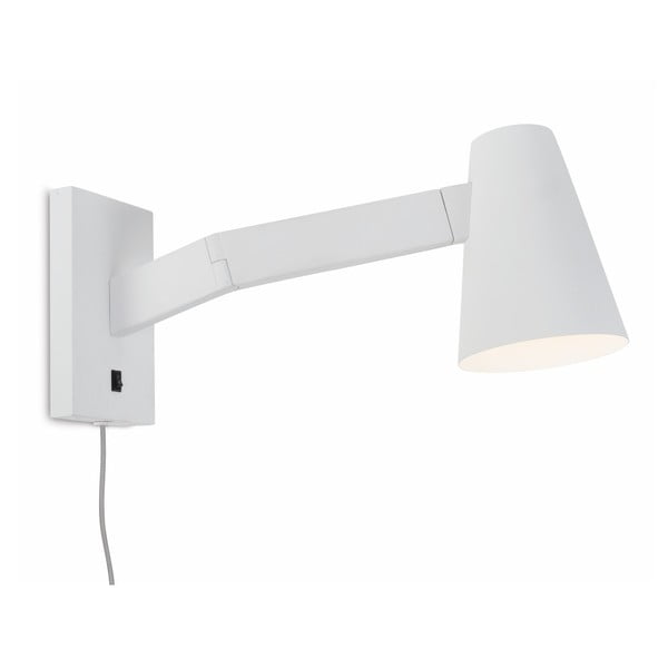 Bílá nástěnná lampa Citylights Biarritz