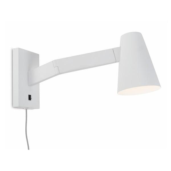 Biela nástenná lampa Citylights Biarritz