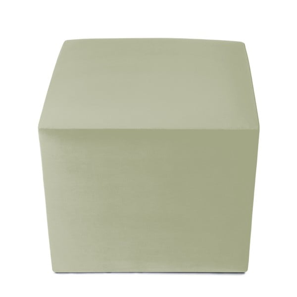 Olivově zelený puf Vivonita Kim