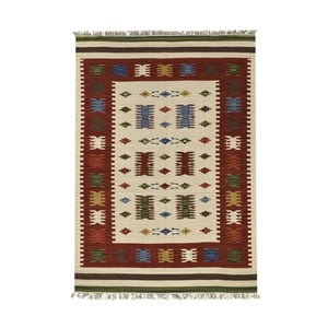 Ručně tkaný koberec Kilim Aladin, 75x125cm