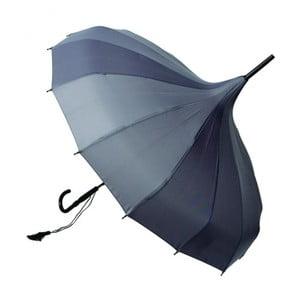 Deštník Lisbeth Dahl Pagoda, grey