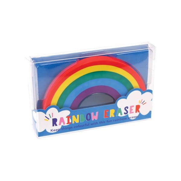 Radieră în formă de curcubeu Rex London Rainbow