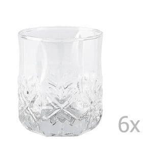 Set 6 pahare KJ Collection Glass, 300 ml