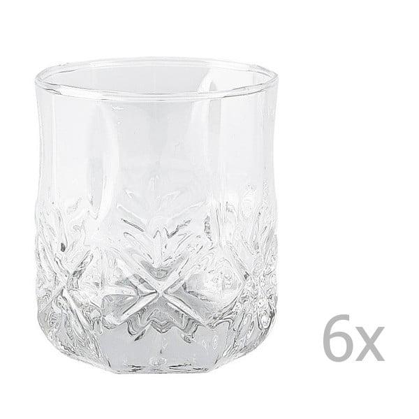 Sada 6 sklenic KJ Collection Glass, 300ml