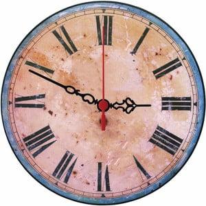 Nástěnné hodiny Destroyed, 30 cm
