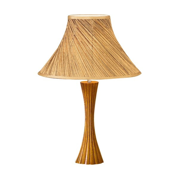 Stolní lampa Legno Crido
