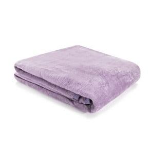 Světle fialová deka Homedebleu Odette,180x220cm