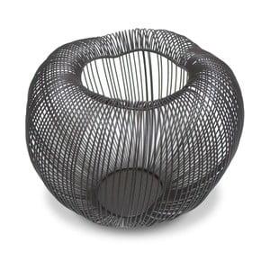 Váza Metal, 28 cm