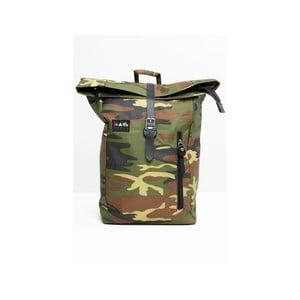Zelený batoh Mori Italian Factory Gungo Army